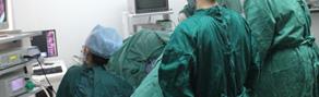 宫腹腔镜手术操作过程