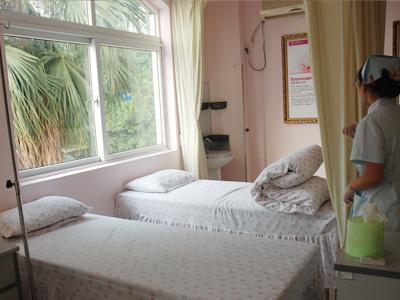 环境优雅的妇科病房