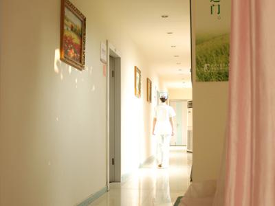 妇科治疗区