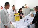 【暖心】医院领导春节前走访慰问住院患者及家属