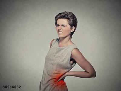 腰椎病,腰痛