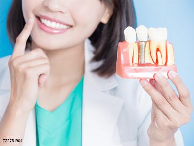种植牙可以防止牙槽骨被吸收,是真的吗?