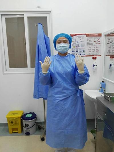 打赢防疫战,我们在行动   五洲医院多措并举全面保障就医安全